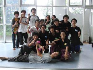 湘南高校文化祭2009写真