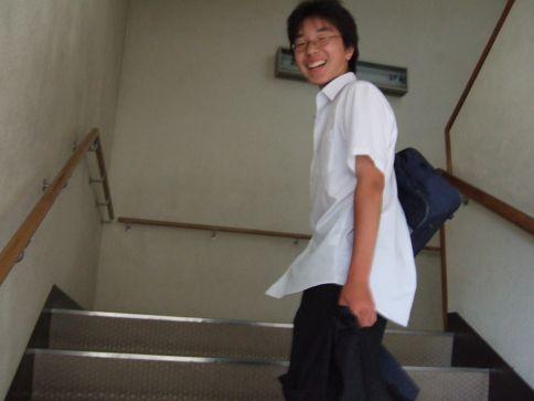 katoo in 湘洋中学校
