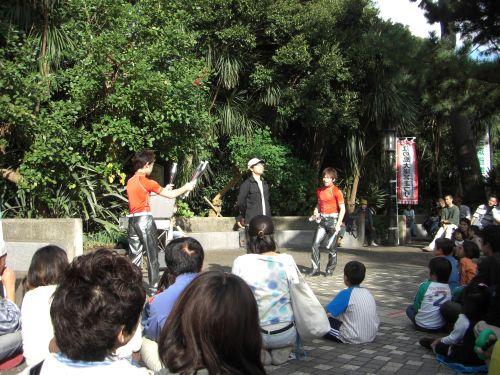 桔梗ブラザーズ・江ノ島秋祭り